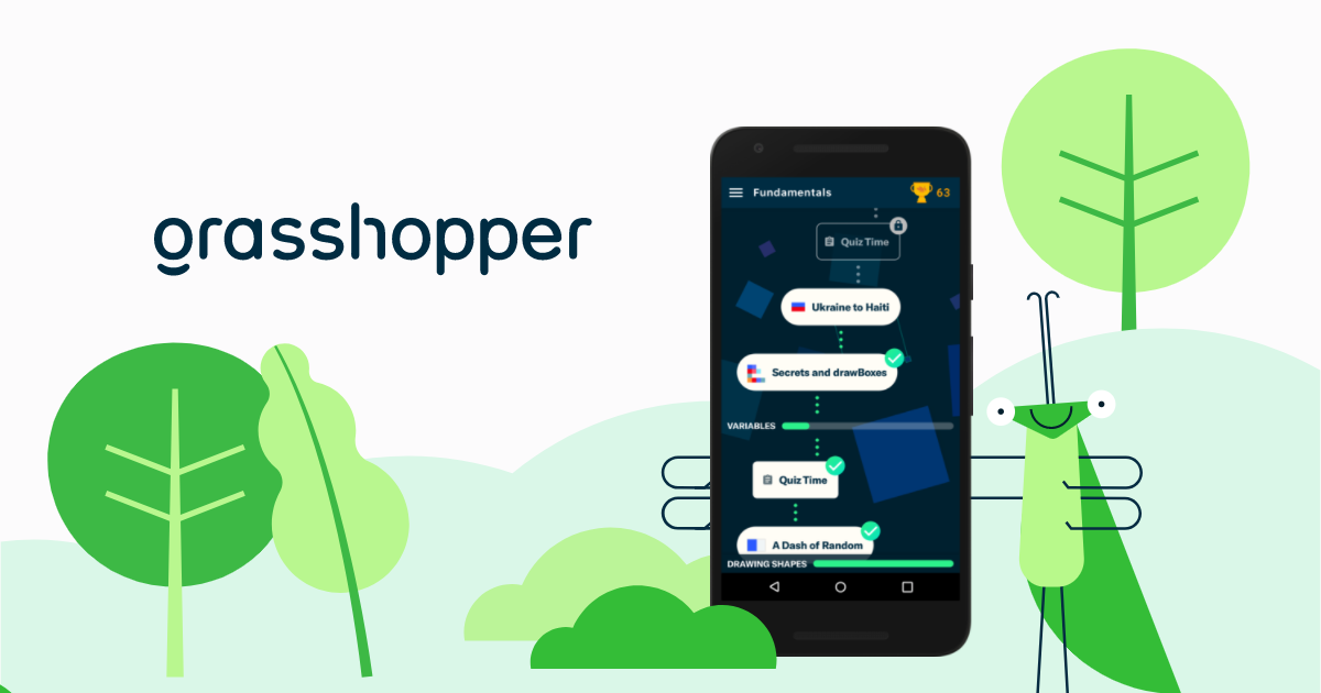 Learn to Code for Free – Grasshopper
